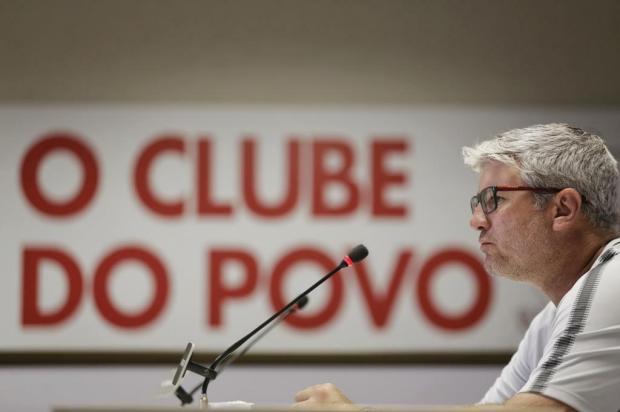 """Guerrinha: """"Odair tem convicção do que está fazendo no Inter"""" Anderson Fetter/Agencia RBS"""