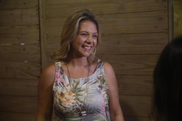 """Carla Perez diz ter perdoado episódio de agressão que teria acontecido na época do """"É o Tchan"""" Diorgenes Pandini/Agencia RBS"""