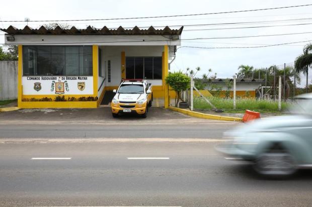 Telefone de emergência 198 volta a funcionar na RS-040, em Viamão Félix Zucco/Agencia RBS