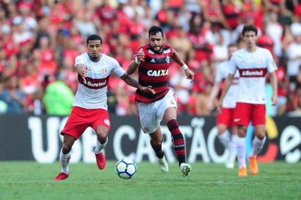 """Lelê Bortholacci: """"Inter e Flamengo se enfrentam em parâmetro de igualdade"""" Ricardo Duarte/Inter"""