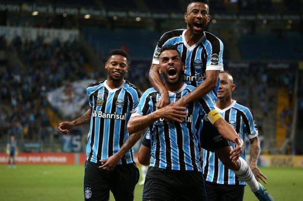 Em novo show na Arena, Grêmio goleia o Santos Jefferson Botega/Agencia RBS