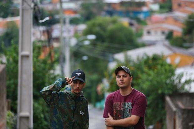 Conheça o grupo de rap da Capital que lança um clipe autoral por mês Félix Zucco/Agencia RBS