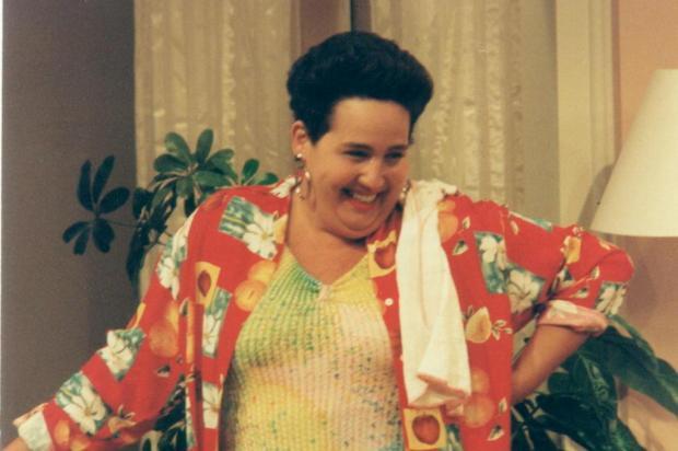 """Claudia Jimenez desiste de participar do filme """"Sai de Baixo"""": """"Não superei"""" Eduardo França/TV Globo/Divulgação"""