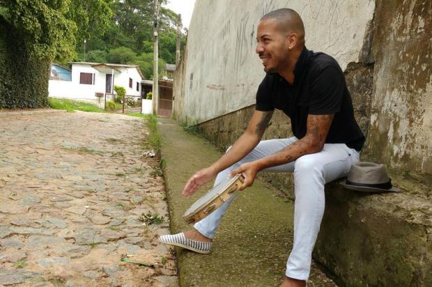 Sambista paulista, radicado em Viamão, grava EP na Casa de Cultura Mario Quintana Regina Rayer/Divulgação