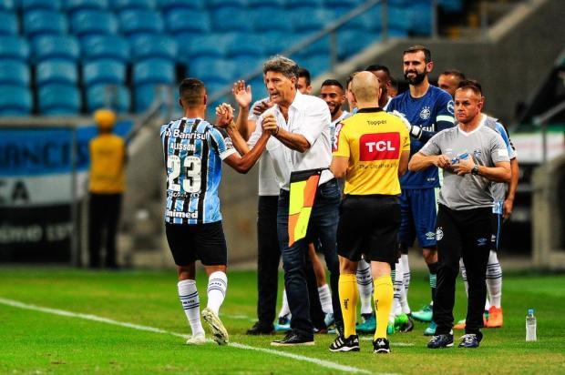 O fato novo que pode ajudar o Grêmio a vencer o Gre-Nal Anderson Fetter/Agencia RBS