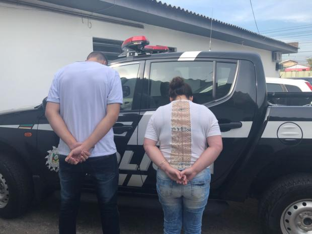 Detento do semiaberto é preso em flagrante por receptação de veículos roubados Polícia Civil / Divulgação /