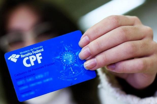 CPF vale como documento de identificação em órgãos federais Carlos Poly/ACS