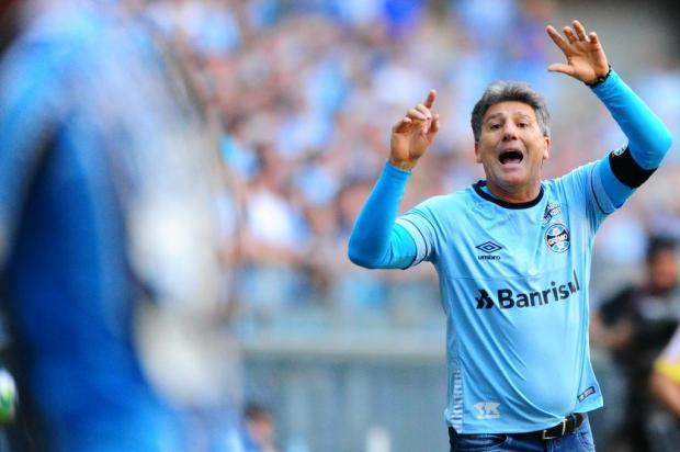 """Cacalo: """"Às vezes, o time misto é obrigatório"""" Carlos Macedo/Agencia RBS"""