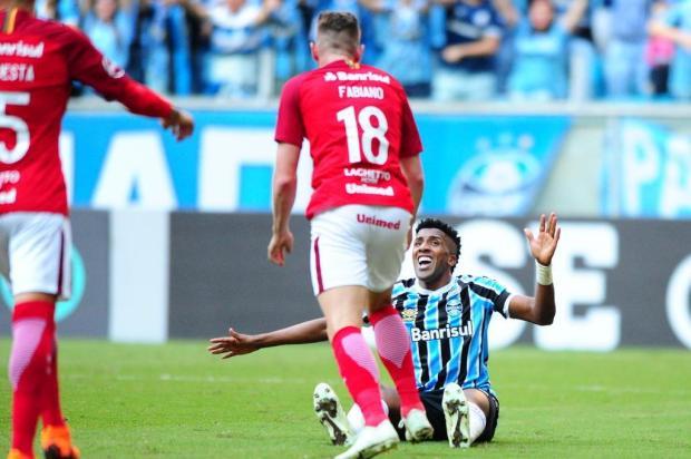 """Cacalo: """"Grêmio precisa tirar a lição do Gre-Nal para jogar contra times tão pequenos"""" Carlos Macedo/Agencia RBS"""