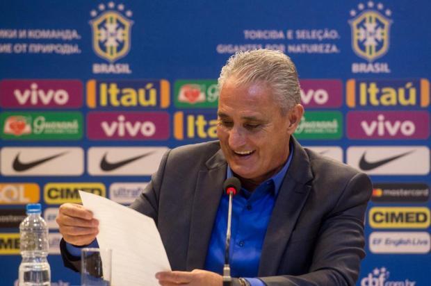 """Neto Fagundes: """"Gostei muito das escolhas de Tite"""" Pedro Martins/Mowa Press"""