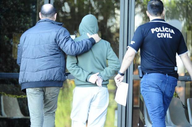 Um dia depois, 14 dos 22 presos em operação contra pedofilia no RS já estão nas ruas Ronaldo Bernardi/Agencia RBS