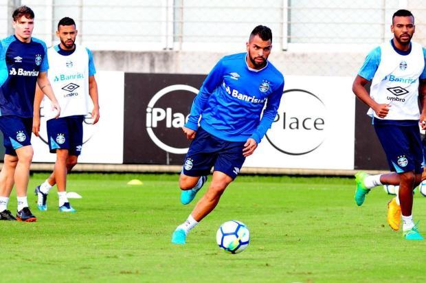 """Guerrinha: """"Chance de o Grêmio ganhar é gigantesca"""" Robinson Estrásulas/Agencia RBS"""