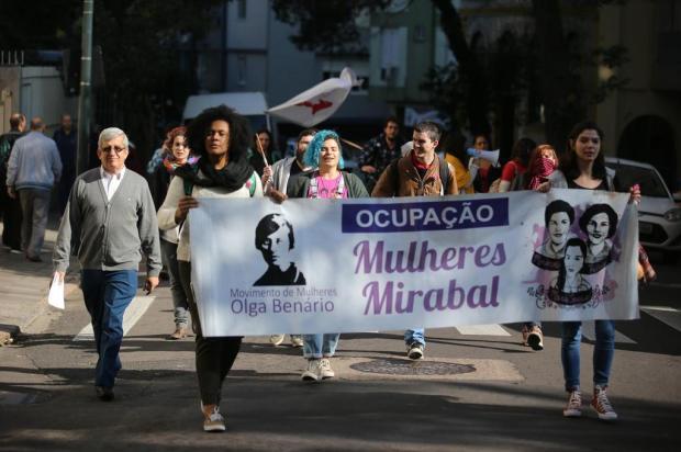 Grupo de mulheres pede ajuda para seguir com trabalho social em defesa de vítimas de violência doméstica Lauro Alves/Agencia RBS
