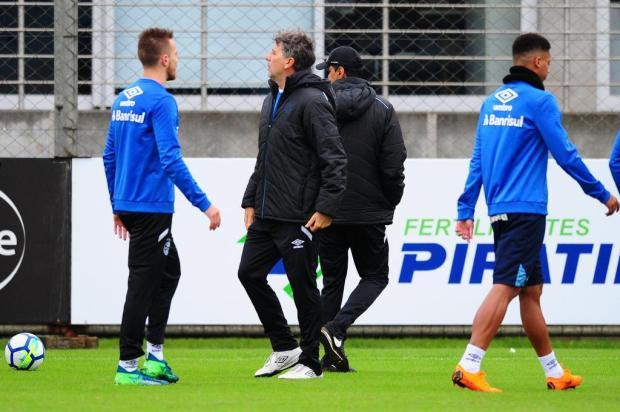 """Guerrinha: """"Grêmio precisa renovar seu repertório"""" Fernando Gomes/Agência RBS"""