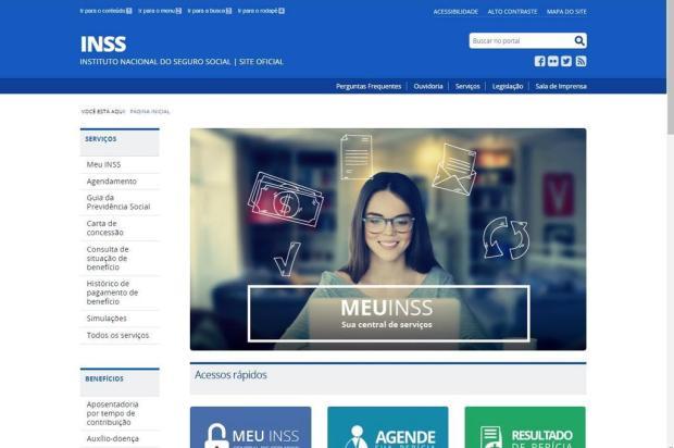 INSS: confira o que muda nos pedidos de aposentadoria por tempo de contribuição Reprodução/Internet