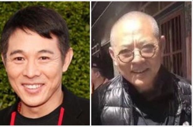 Aparência envelhecida de Jet Li preocupa fãs Reprodução/Reprodução