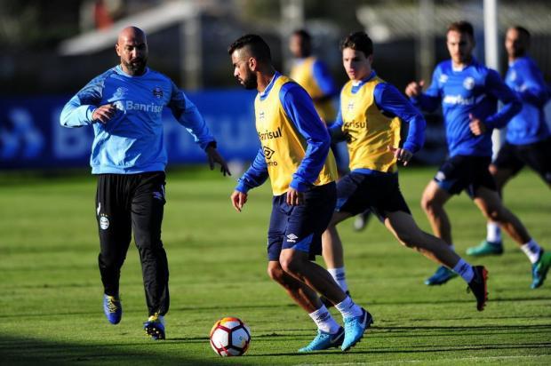 "Luciano Périco: ""Vitória na Arena vale muito"" Anderson Fetter/Agencia RBS"