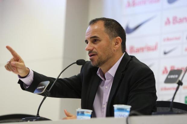 Luciano Périco: incerteza sobre o novo técnico do Inter Fernando Gomes/Agencia RBS