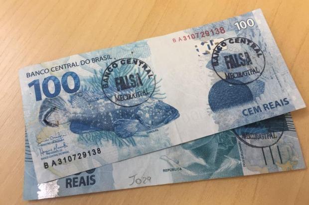 Polícia Federal tem 160 apurações sobre notas falsas na Região Metropolitana Polícia Federal/Divulgação