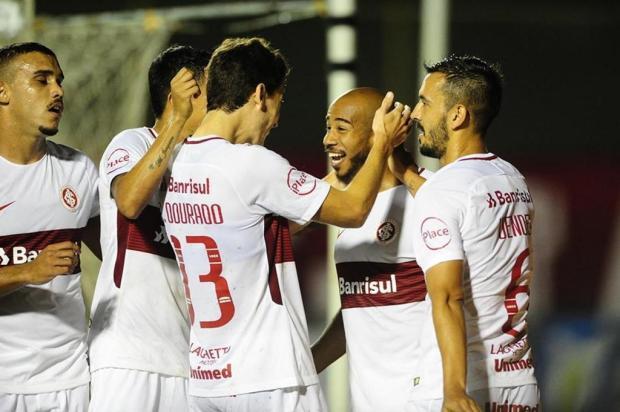 "Neto Fagundes: ""O sorriso voltou ao rosto dos colorados"" Ricardo Duarte/Internacional"