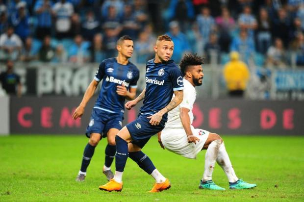 Guerrinha: Grêmio peca no acabamento das jogadas Carlos Macedo/Agencia RBS