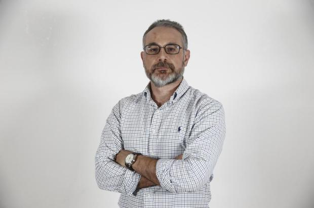 """Carlos Etchichury : """"Nunca me senti tão útil e querido como jornalista"""" André Ávila/Agencia RBS"""