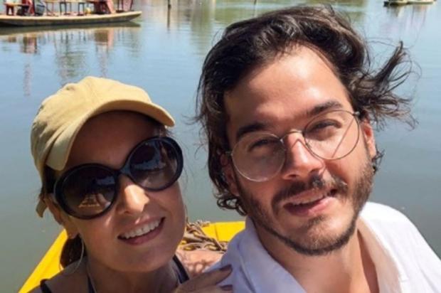 Fátima Bernardes conta que Túlio Gadelha tinha namorada quando o conheceu Reprodução/Instagram