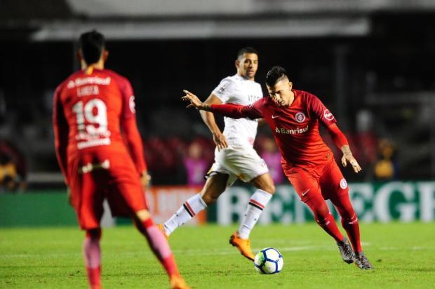 """Neto Fagundes: """"Empate com o São Paulo foi um bom resultado"""" Ricardo Duarte/Divulgação / Internacional"""