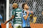 No reencontro com Roger Machado, Grêmio perde para o Palmeiras na Arena Lauro Alves/Agencia RBS