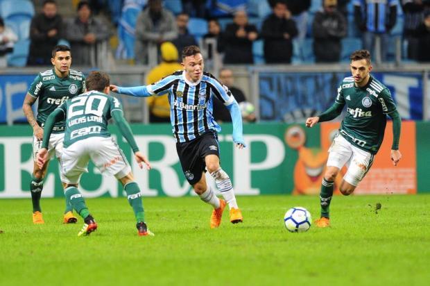"""Luciano Périco: """"Grêmio vai bem fora e mal em casa"""" Lauro Alves/Agencia RBS"""