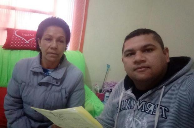 Família recebe aluguel social atrasado após reportagem do Diário, em Porto Alegre Arquivo Pessoal / Leitor/DG/Leitor/DG