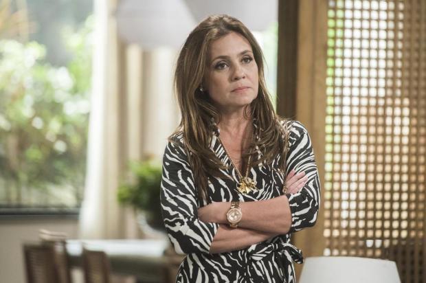 """Michele Vaz Pradella: """"Laureta é a estrela de 'Segundo Sol'"""" Raquel Cunha/TV Globo/Divulgação"""