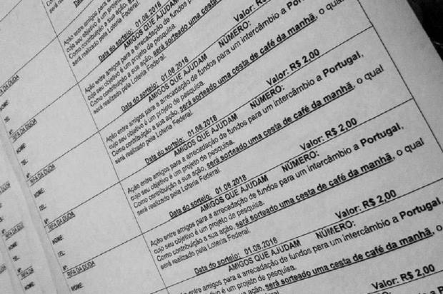 Para conseguir custear intercâmbio, estudante de Pelotas faz rifa e vende quitutes; saiba como ajudar Arquivo Pessoal / Leitor/DG/Leitor/DG