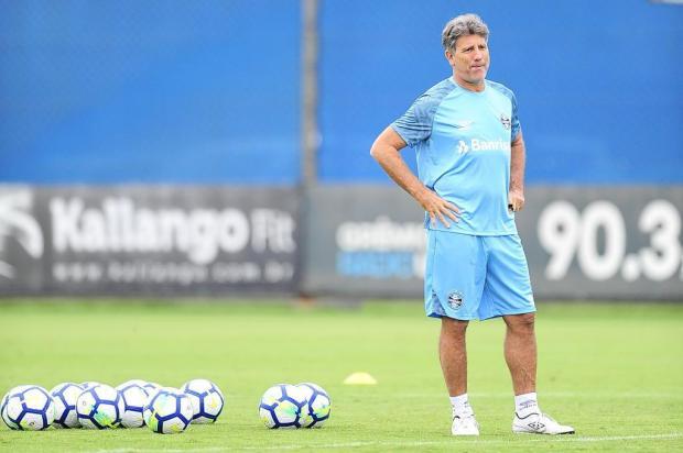 """Cacalo: """"A realidade é que o Grêmio está sobrecarregado"""" Isadora Neumann/Agencia RBS"""