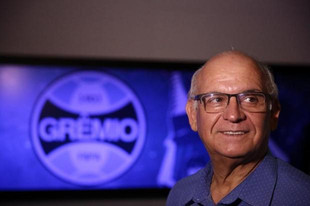 """Cacalo: """"Cabe cumprimentar a direção gremista pelas atitudes que vêm adotando"""" Carlos Macedo/Agencia RBS"""