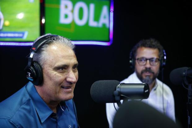 """Neto Fagundes: """"Na torcida para que ao menos o futebol nos dê uma vitória"""" Félix Zucco/Agencia RBS"""