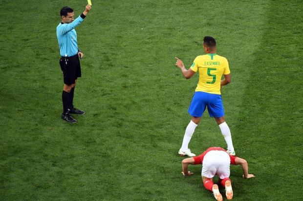 """Cacalo: """"Seleção teve uma estreia decepcionante"""" KHALED DESOUKI/AFP"""