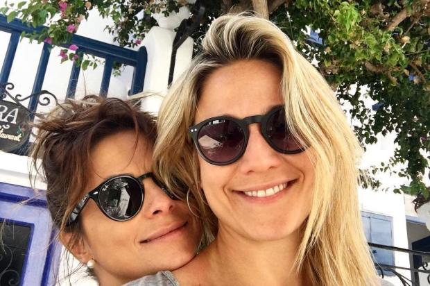 Fernanda Gentil casou-se em segredo com Priscila Montandon, diz revista Instagram/Reprodução