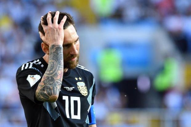 """Luciano Périco: """"A Copa do Mundo está maluca"""" Mladen ANTONOV/AFP PHOTO"""