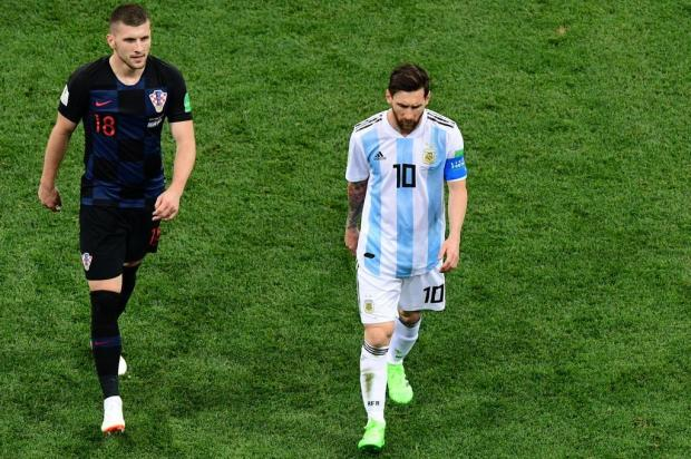 """Luciano Périco: """"Argentina é maior fiasco desta Copa"""" Martin BERNETTI/AFP"""