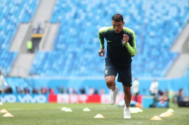 """Neto Fagundes: """"Jogo desta sexta-feira é nossa primeira grande decisão"""" Lucas Figueiredo/CBF/Divulgação"""
