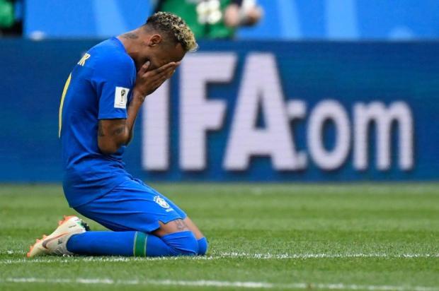 "Manoel Soares: ""O que Neymar chama de dificuldade muitos chamam de paraíso"" CHRISTOPHE SIMON/AFP"