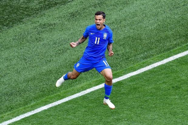 "Luciano Périco: ""Chegou a hora da camisa pesar"" Giuseppe CACACE/AFP"