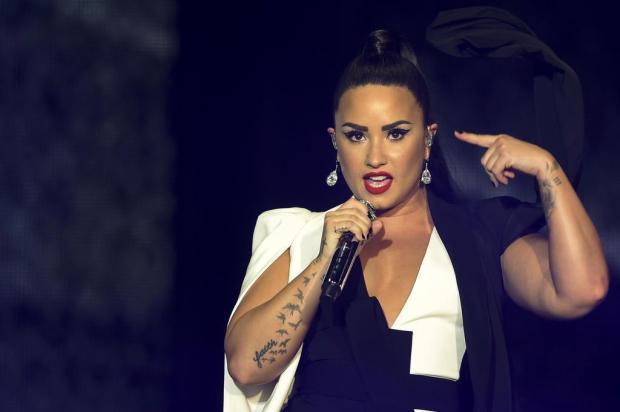 Demi Lovato é internada após overdose, afirma site MIGUEL RIOPA/AFP PHOTO