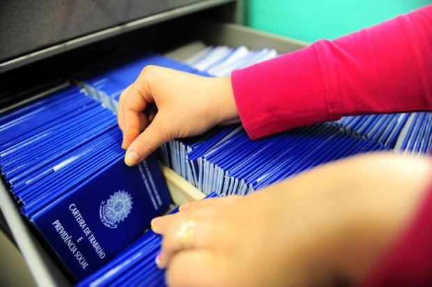 Carteira de trabalho pode ter cobrança de R$ 15 Porthus Junior/Agencia RBS