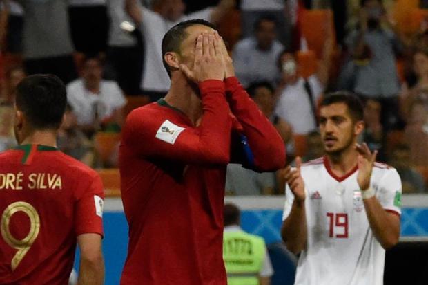 """Cacalo: """"Copa com baixo nível técnico é também emoção pura para o torcedor"""" Juan Barreto/AFP"""