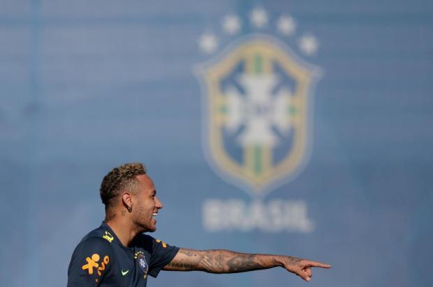 """Guerrinha: """"Querer a saída de Neymar da equipe é uma aberração"""" Pedro Martins/MoWA Press,Divulgação"""