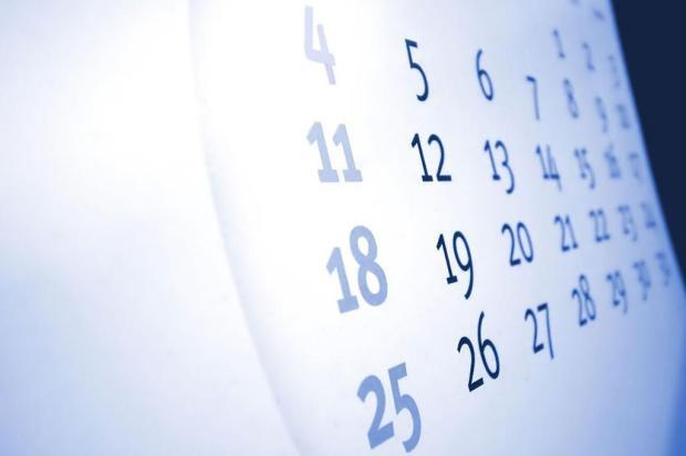 Confira o calendário de contas e promoções de 2019 e planeje o seu orçamento stock.xchng/Divulgação