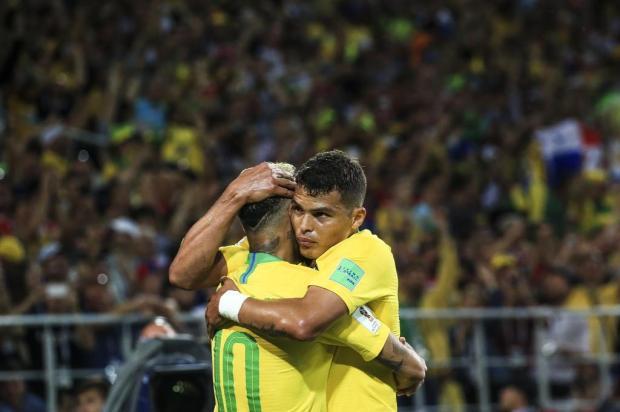 """Guerrinha: """"Seleção obteve classificação merecida"""" Anderson Fetter/Agencia RBS"""
