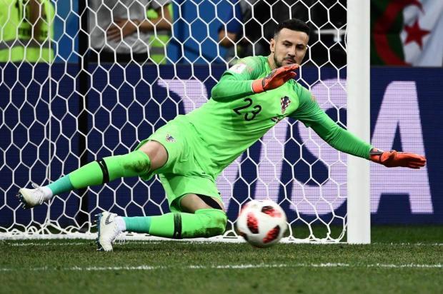 "Cacalo: ""Finalmente começou a Copa"" Jewel SAMAD/AFP"